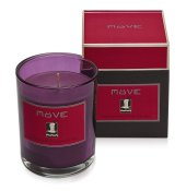 Luxe candle i glas