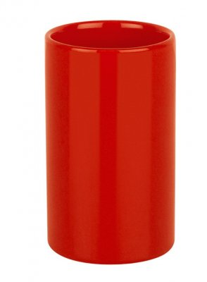 Tube mugg red